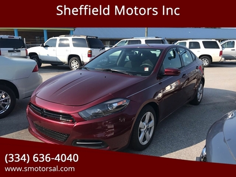 2015 Dodge Dart for sale in Thomasville, AL