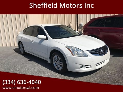 2012 Nissan Altima for sale in Thomasville, AL