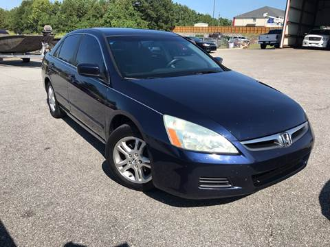 2006 Honda Accord for sale in Thomasville, AL