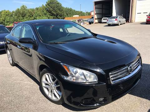 2013 Nissan Maxima for sale in Thomasville, AL