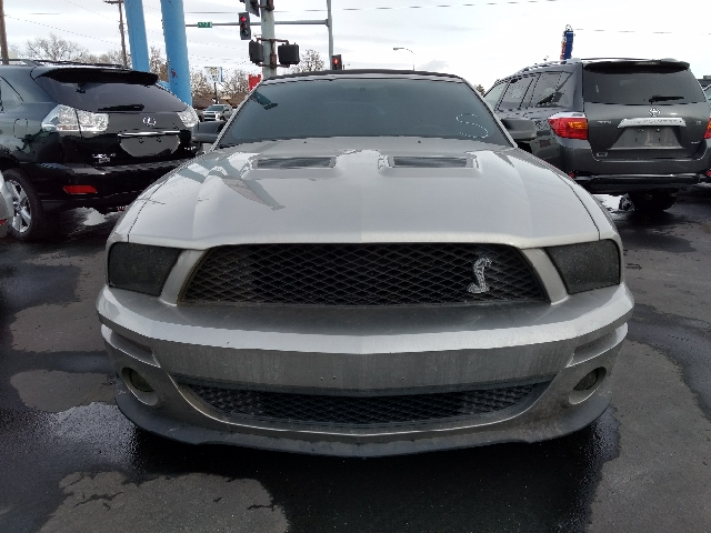 2008 Ford Shelby Gt500 2dr Convertible In Billings Mt Streamline