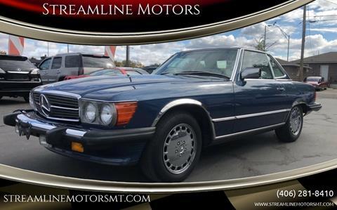 1988 Mercedes-Benz 560-Class for sale in Billings, MT