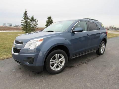 2012 Chevrolet Equinox for sale in Britton, MI