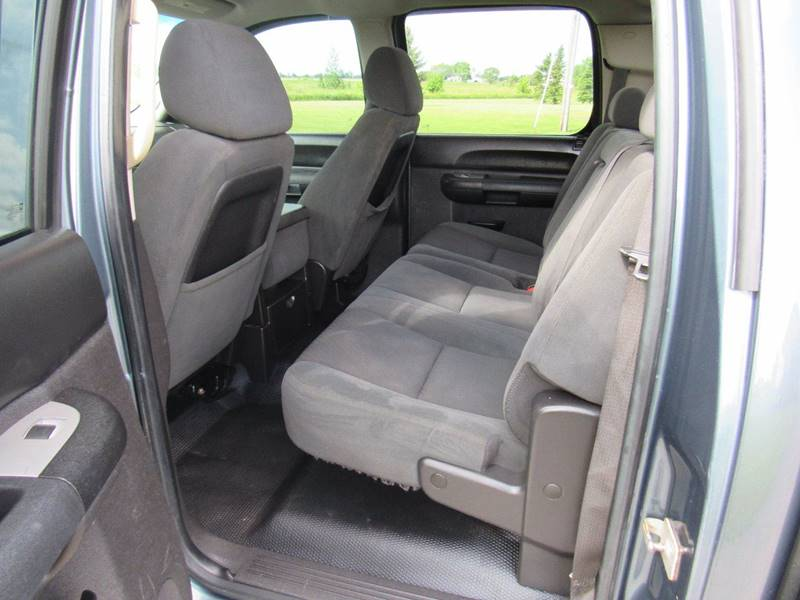 2009 GMC Sierra 1500 4x4 Work Truck 4dr Crew Cab 5.8 ft. SB - Britton MI