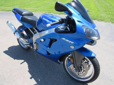 2008 Kawasaki ZZR600 for sale in Britton, MI