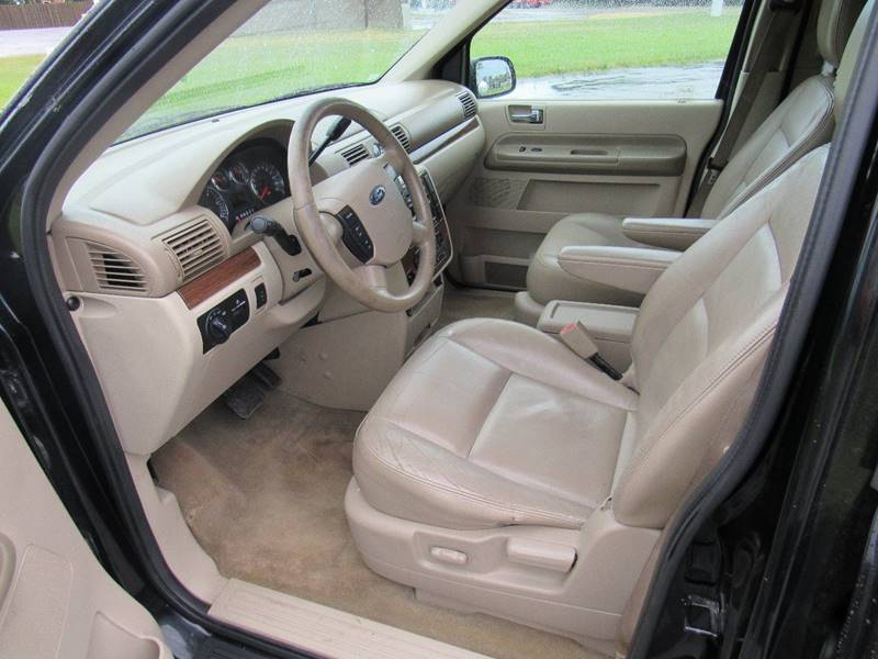 2004 Ford Freestar Limited 4dr Mini-Van - Britton MI