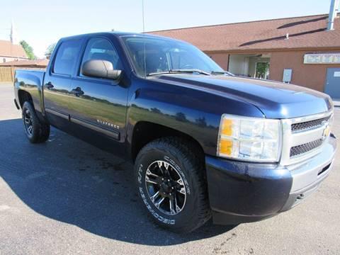 2011 Chevrolet Silverado 1500 for sale in Britton, MI