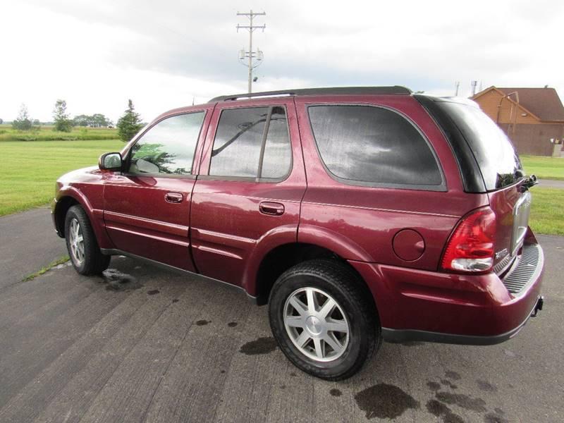 2004 Buick Rainier AWD CXL 4dr SUV - Britton MI