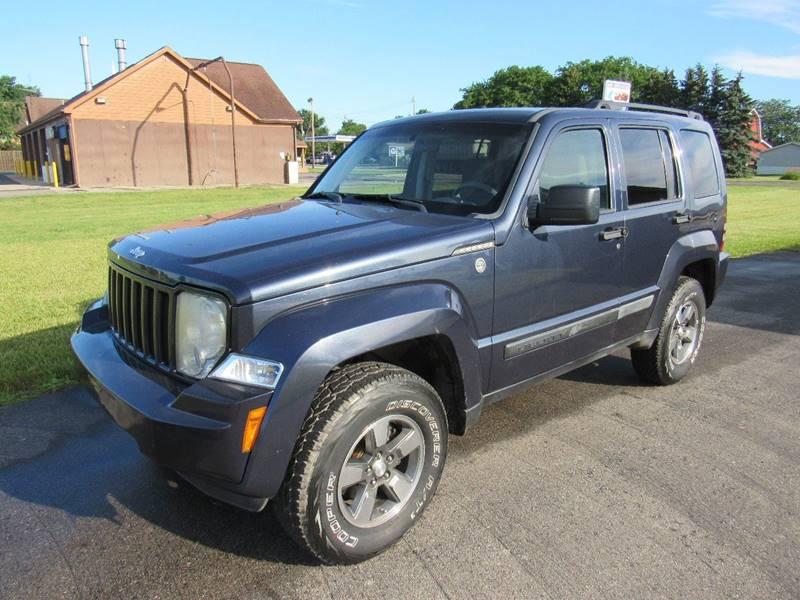2008 Jeep Liberty 4x4 Sport 4dr SUV - Britton MI