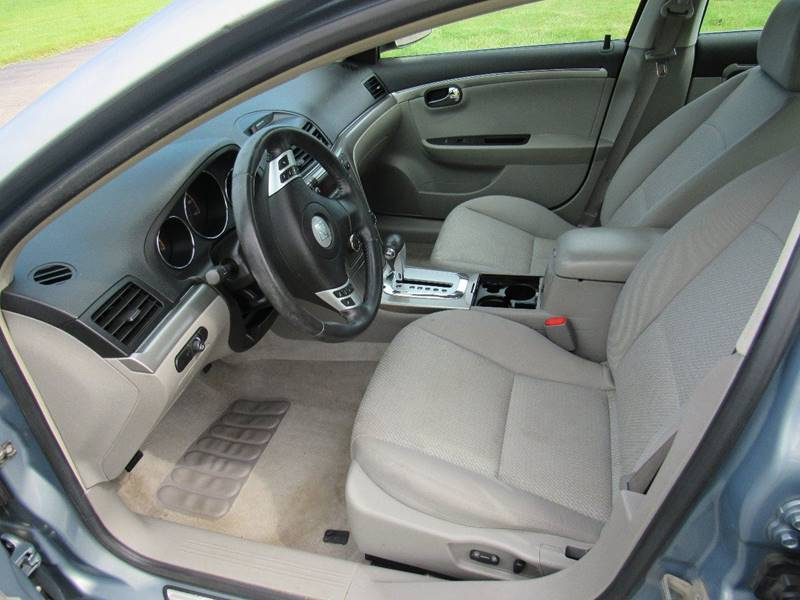 2008 Saturn Aura XE 4dr Sedan - Britton MI
