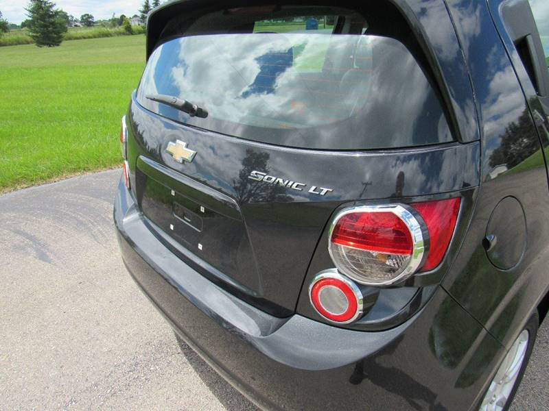 2014 Chevrolet Sonic LT Auto 4dr Hatchback - Britton MI