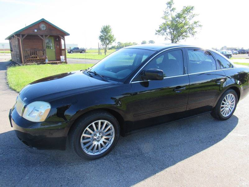 2005 Mercury Montego AWD Premier 4dr Sedan - Britton MI