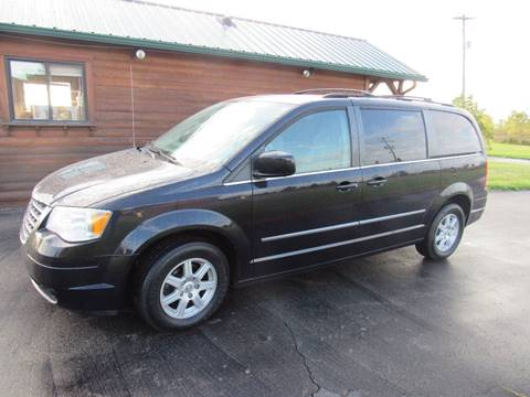 2010 Chrysler Town and Country for sale in Britton, MI