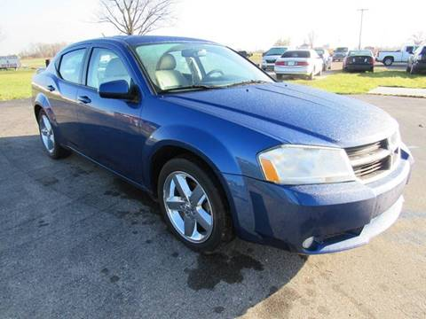 2009 Dodge Avenger for sale in Britton, MI