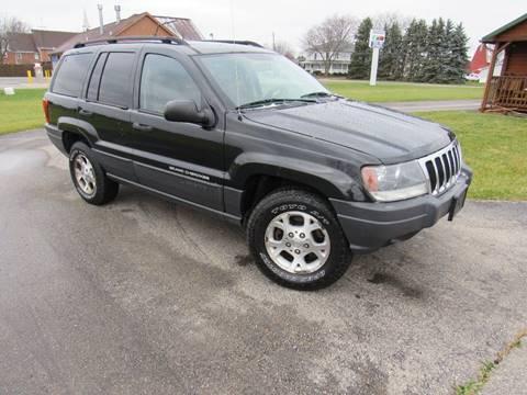 2003 Jeep Grand Cherokee for sale in Britton, MI