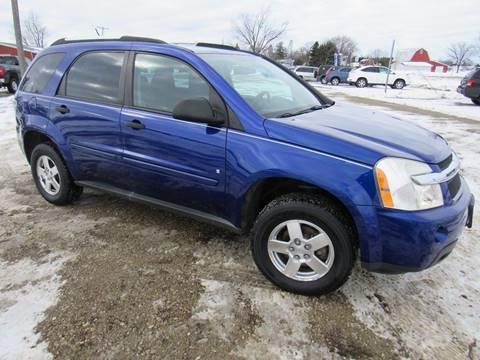 2007 Chevrolet Equinox for sale in Britton, MI