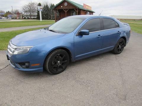 2010 Ford Fusion for sale in Britton, MI