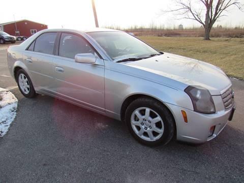 2005 Cadillac CTS for sale in Britton, MI