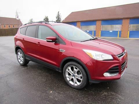 2013 Ford Escape for sale in Britton, MI