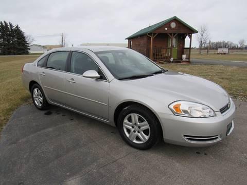 2007 Chevrolet Impala for sale in Britton, MI