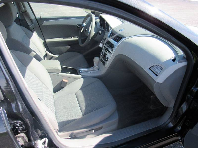 2012 Chevrolet Malibu LS Fleet 4dr Sedan - Britton MI
