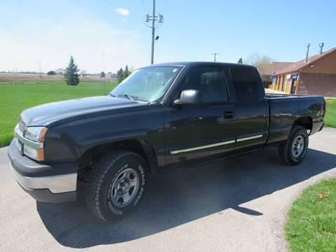 2004 Chevrolet Silverado 1500 for sale in Britton, MI