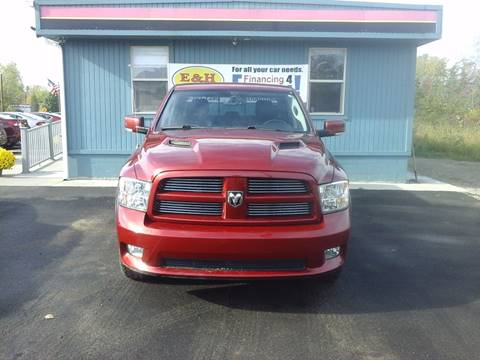 2012 RAM Ram Pickup 1500 for sale in South Haven, MI