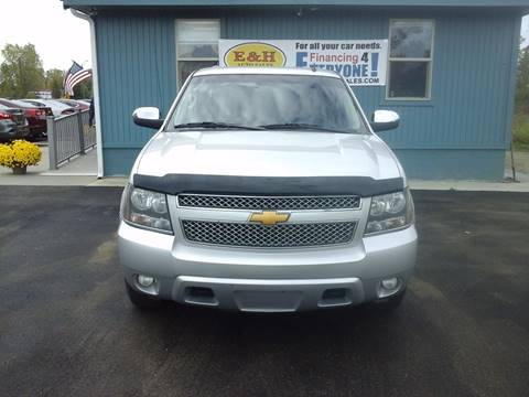 2012 Chevrolet Avalanche for sale in South Haven, MI