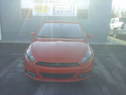 2016 Dodge Dart for sale in South Haven, MI