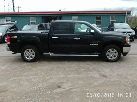 2012 GMC Sierra 1500 for sale at E & H Auto Sales in South Haven MI