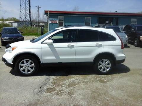 2009 Honda CR-V for sale at E & H Auto Sales in South Haven MI