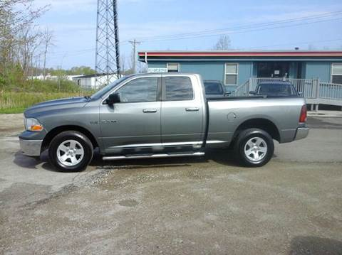 2010 Dodge Ram Pickup 1500 for sale at E & H Auto Sales in South Haven MI