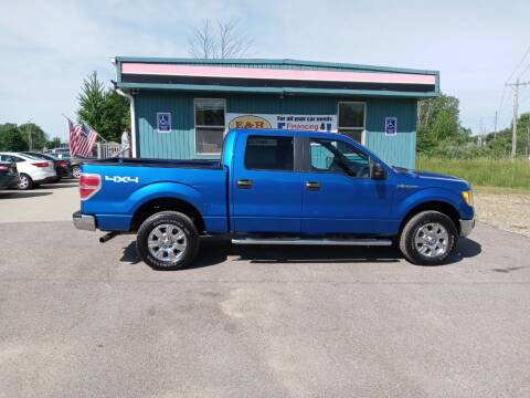 2012 Ford F-150 for sale at E & H Auto Sales in South Haven MI