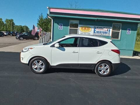 2013 Hyundai Tucson for sale at E & H Auto Sales in South Haven MI