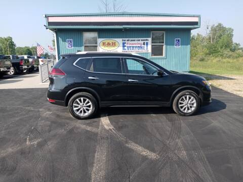 2019 Nissan Rogue for sale at E & H Auto Sales in South Haven MI