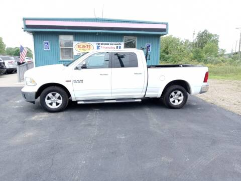 2014 RAM Ram Pickup 1500 for sale at E & H Auto Sales in South Haven MI