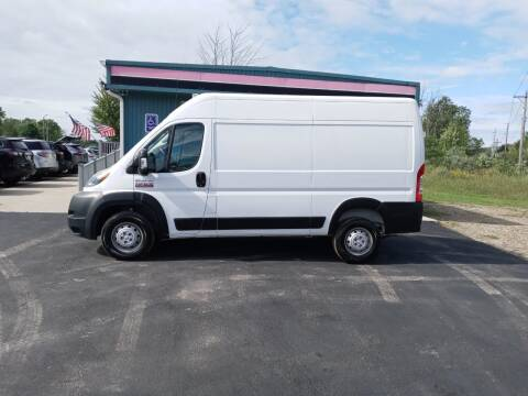 2019 RAM ProMaster Cargo for sale at E & H Auto Sales in South Haven MI