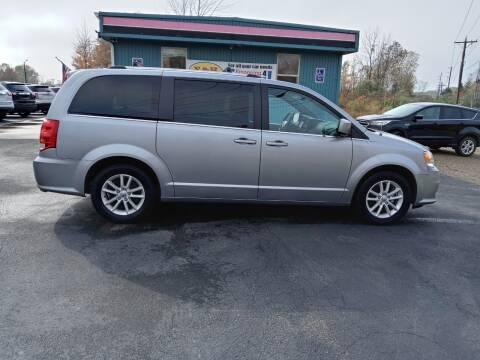 2019 Dodge Grand Caravan for sale at E & H Auto Sales in South Haven MI