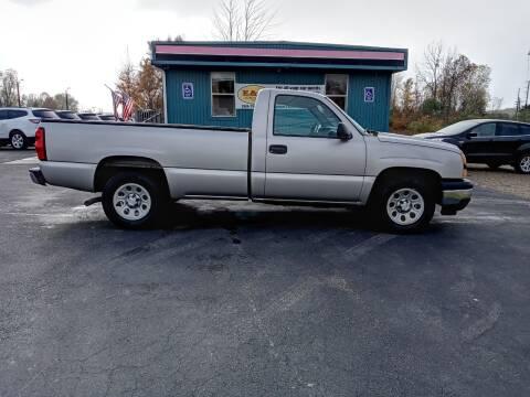 2006 Chevrolet Silverado 1500 for sale at E & H Auto Sales in South Haven MI