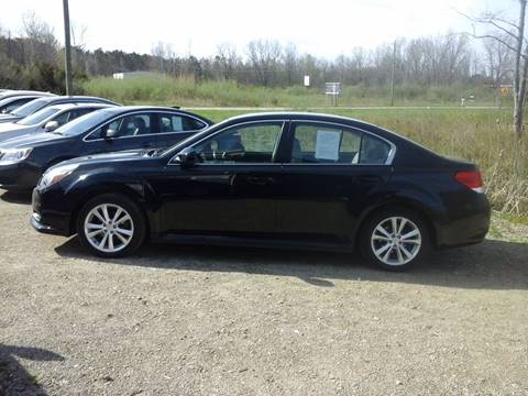2013 Subaru Legacy for sale in South Haven, MI