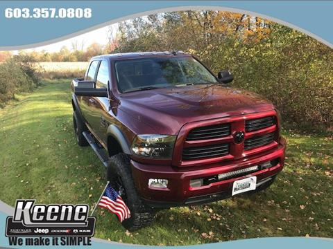 2017 RAM Ram Pickup 2500 for sale in Keene, NH