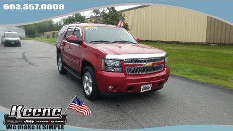 2014 Chevrolet Tahoe for sale in Keene, NH