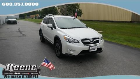 2014 Subaru XV Crosstrek for sale in Keene, NH