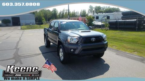 2015 Toyota Tacoma for sale in Keene NH