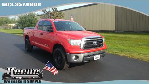 2013 Toyota Tundra for sale in Keene NH