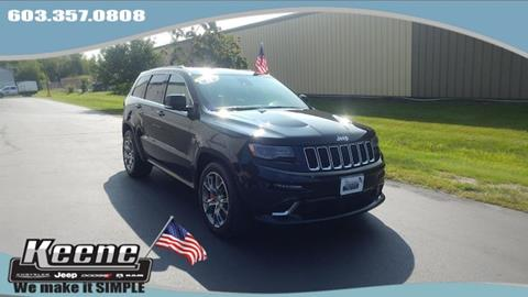 2014 Jeep Grand Cherokee for sale in Keene NH