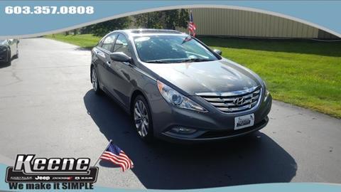 2013 Hyundai Sonata for sale in Keene NH