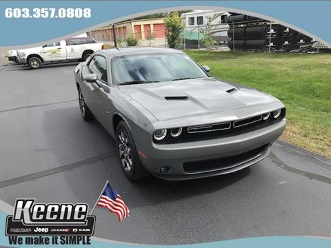 2018 Dodge Challenger for sale in Keene, NH