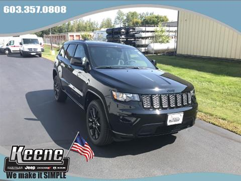2018 Jeep Grand Cherokee for sale in Keene NH
