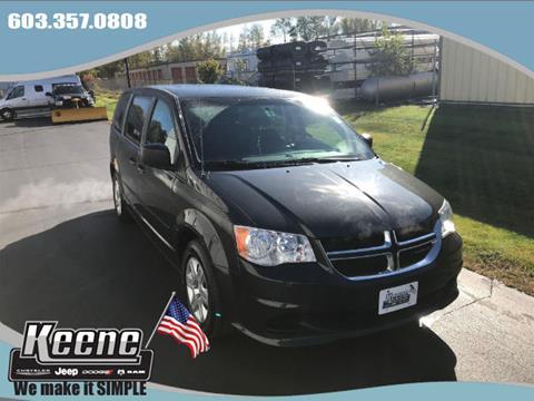 2012 Dodge Grand Caravan for sale in Keene, NH